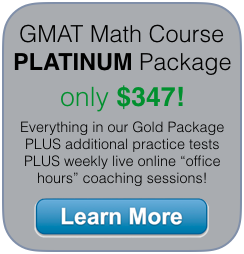 1 GMAT Course Online | The Best GMAT Courses Online | Sign Up Now