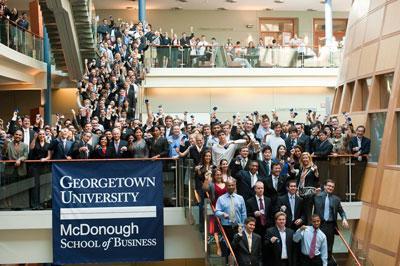 Business School Applications