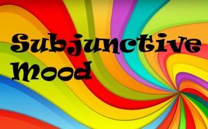 GMAT Sentence Correction Subjunctive Mood