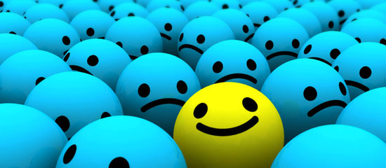 being happy can help you boost your gmat score