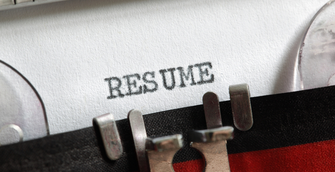 How to write a great MBA resume