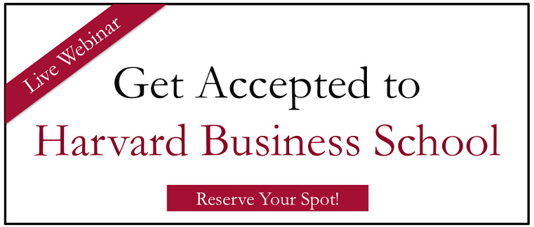 Get Accepted to HBS