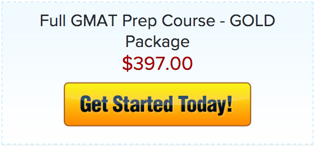 Best Online GMAT Prep Course