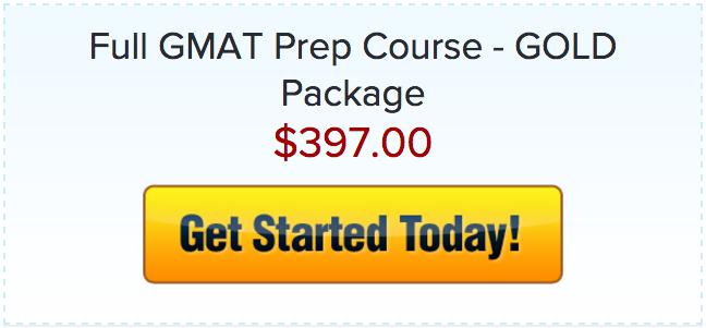 Best Online GMAT Prep Course