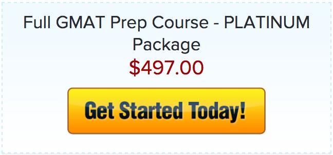 Premier GMAT Prep Course Online