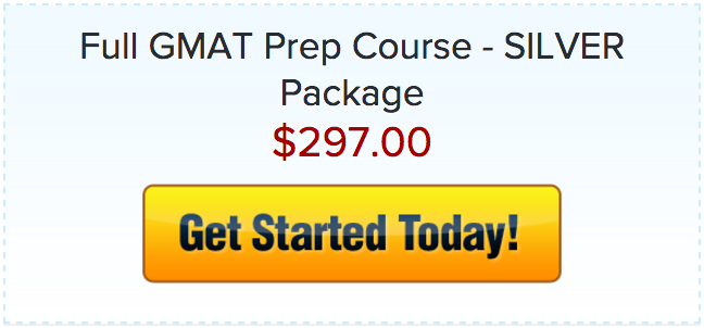 Full GMAT Prep Course Silver