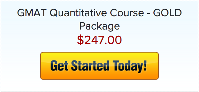 GMAT Math Course Online