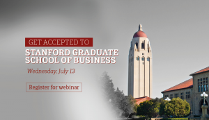Get Accepted to Stanford GSB - partner