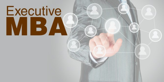 whats unique about the executive mba enhance your career