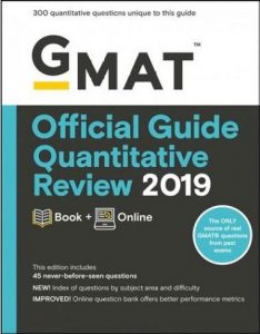 GMAT OG Math supplement textbook practice GMAT math questions
